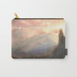 Landscape with ruin Carry-All Pouch