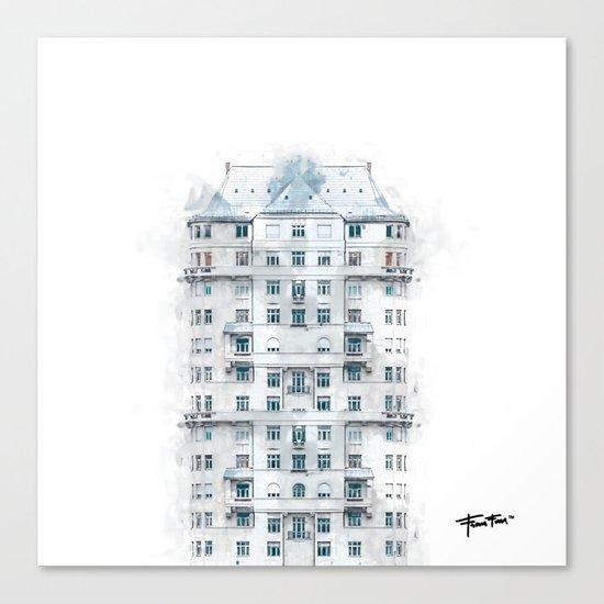 """Nowhere Home"" Canvas Print"