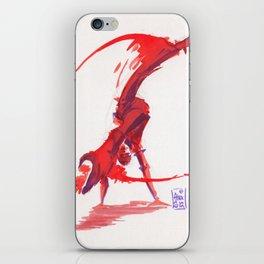 Capoeira 003 iPhone Skin