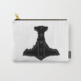 power - mjolnir illustration Carry-All Pouch