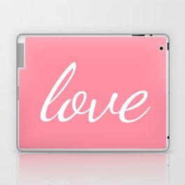 The Love Laptop & iPad Skin