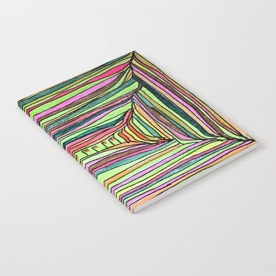 Boxy Bright Notebook