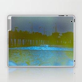 Santa Monica Pier. Laptop & iPad Skin