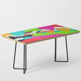DELETE Coffee Table
