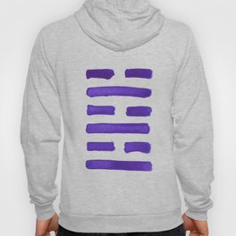 After Completion - I Ching - Hexagram 63 Hoody