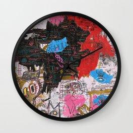 Old War Wall Clock