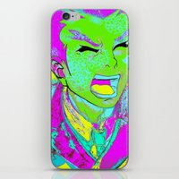 apollo iPhone & iPod Skins featuring Apollo by Koffincandy