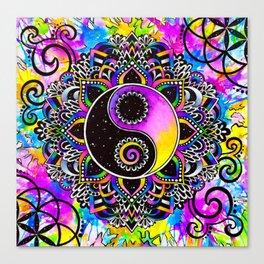 Magical Balance Canvas Print
