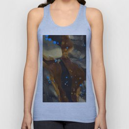 joelarmstrong_rust&gold_048 Unisex Tank Top