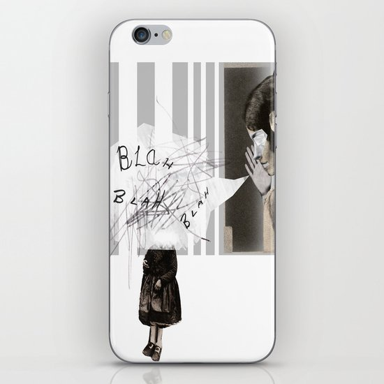 WHITEOUT: Poisoning  iPhone Skin