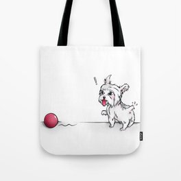 CATCH! Tote Bag