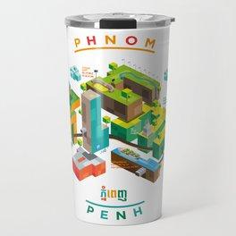 Phnom  Penh Travel Mug