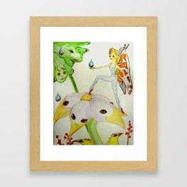 Fairy Belinda Framed Art Print