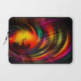 Time Tunnel 3 Laptop Sleeve