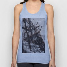 All Hands On Deck Unisex Tank Top