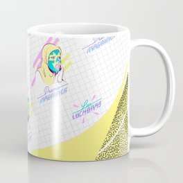 Drama magnifier Coffee Mug
