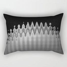 A Waves Rectangular Pillow