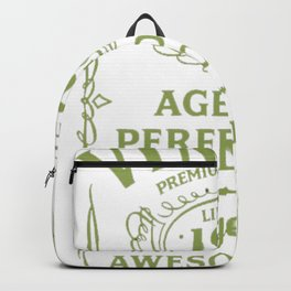Green-Vintage-Limited-1973-Edition---44th-Birthday-Gift Backpack