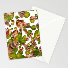 """""""Pajaritos' Stationery Cards"""
