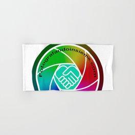 Fotografando Insieme Company Logo Hand & Bath Towel