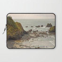 Ecola Point, Oregon Coast, hiking, adventure photography, Northwest Landscape Laptop Sleeve