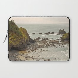 Ecola Point, Oregon Coast, hiking, adventure photography, Northwest Landscape Laptop Sleeve
