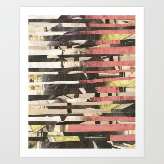 A life (2013) Art Print