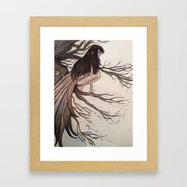 Little Creature Framed Art Print