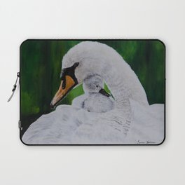 Well Protected by Teresa Thompson Laptop Sleeve