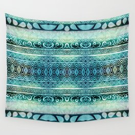 Dreamy Tribal Part VIII Wall Tapestry