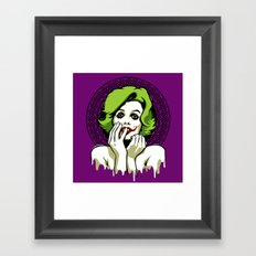 Some Like It Rotten Framed Art Print