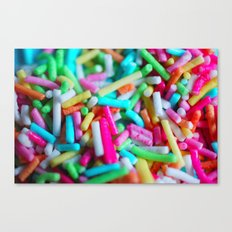 Candies Canvas Print
