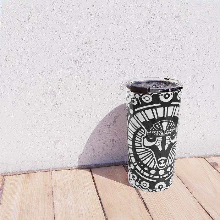 Rajah Sun Travel Mug