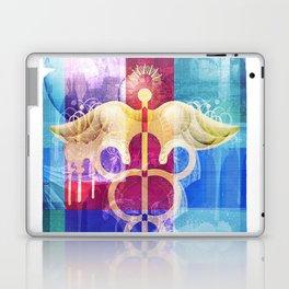 Caduceus Laptop & iPad Skin