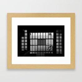 La Cocina Framed Art Print