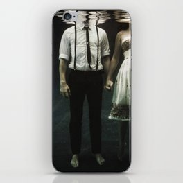 abyss of the disheartened : IV iPhone Skin