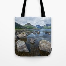 Wastwater English Lake District Tote Bag