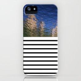 odraz iPhone Case