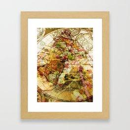You're My World Framed Art Print