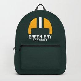 Green Bay Football Backpack