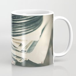 Vintage Vinyl Records 4 Coffee Mug