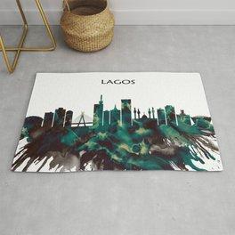 Lagos Skyline Rug
