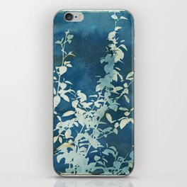 Evening Blooms iPhone Skin