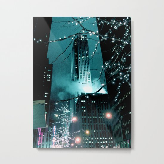 New York City #2 Metal Print