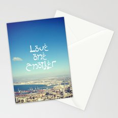 Love One Another Stationery Cards