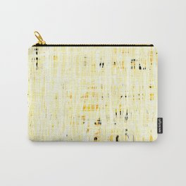 20190219 White Grid No. 4 Carry-All Pouch