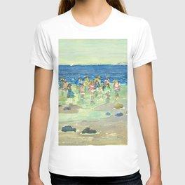 "Maurice Prendergast ""Low Tide"" T-shirt"