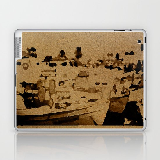 The Shoes of the Fisherman Laptop & iPad Skin