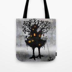 The Hut Tote Bag