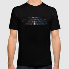 Overpass 2X-LARGE Black Mens Fitted Tee